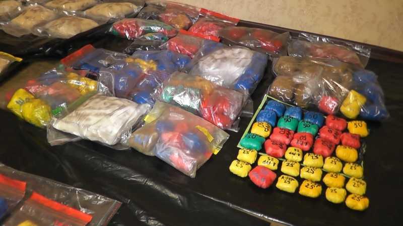 У жителя Брянска изъяли более 30 кг наркотиков