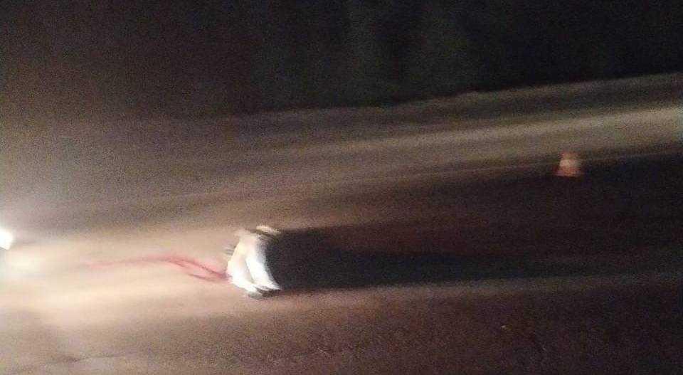Под Брянском на дороге погиб мужчина