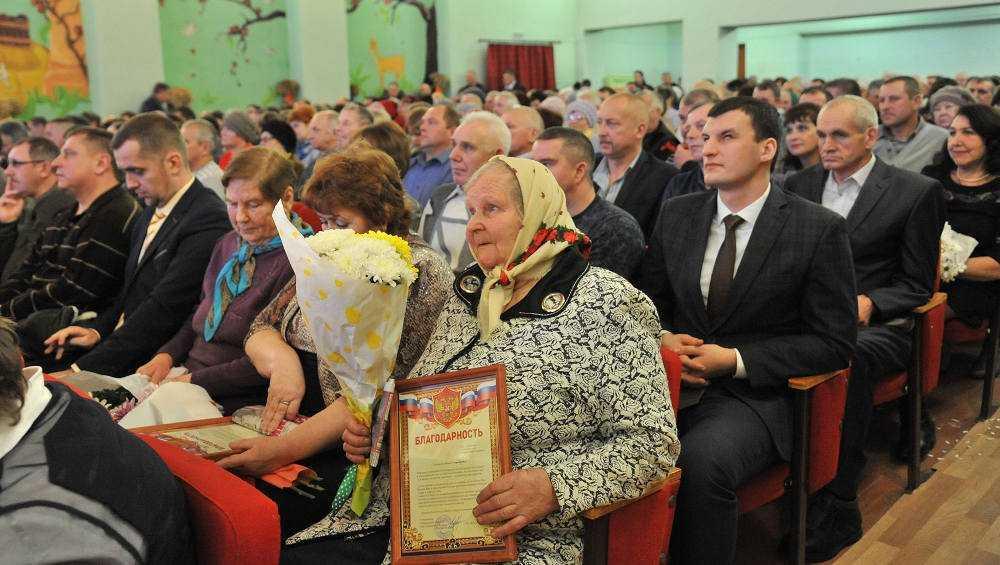 Брянский «Красный Октябрь» отметил свое 100-летие