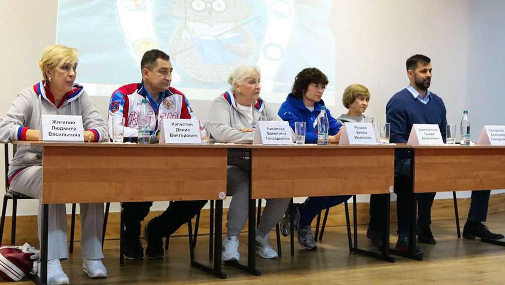 В Брянск приехаладелегация олимпийских чемпионов