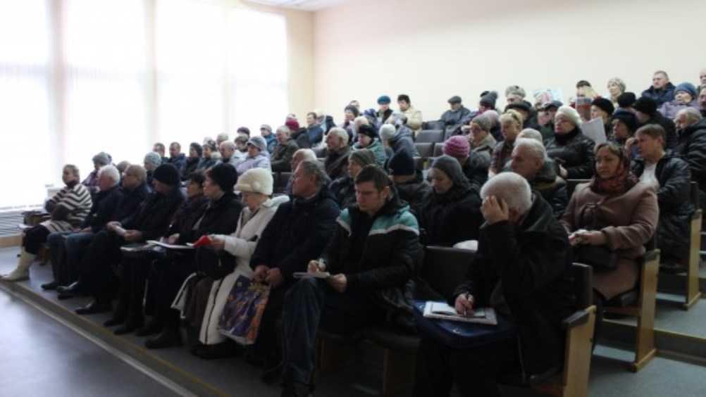 В Брянске предложили создать фонд обманутых пайщиков