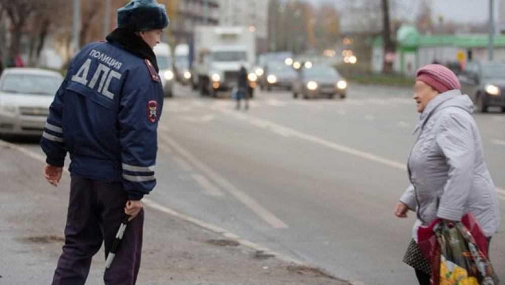 В Брянске за 10 дней оштрафовали 591 пешехода