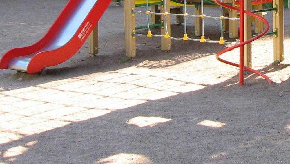 Брянский ребенок получил смертельную травму на детской площадке