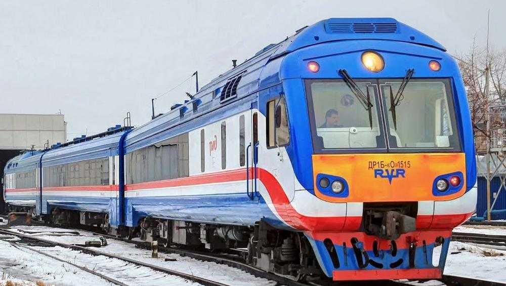 Из брянского Новозыбкова стал ходить поезд в Гомель