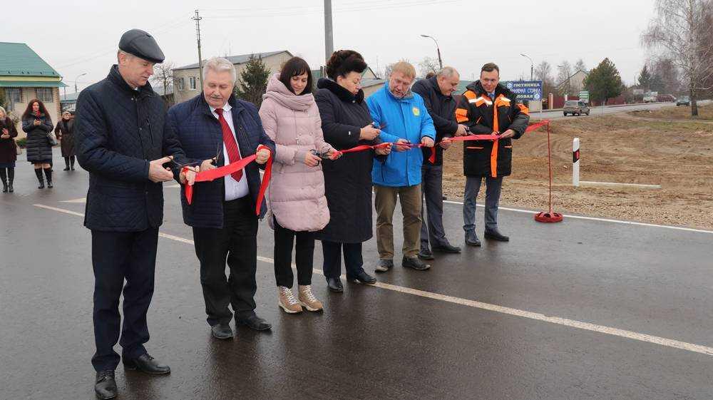 Дорога за 114,5 млн появилась в Погаре благодаря сотрудничеству с Фондом моногородов