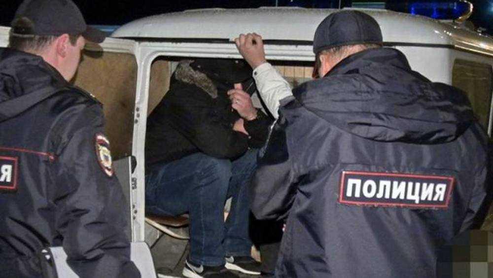 В Унече осудили напавшего на полицейского сельского жителя