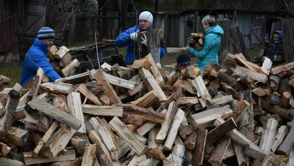 Новозыбковские футболисты оказали помощь пожилой отшельнице-поэтессе