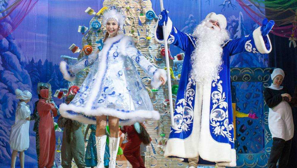 На новогодние каникулы брянцам предложили культурную программу