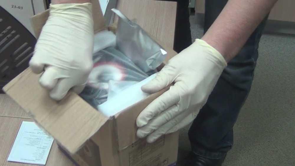 В Злынке белоруса осудили за 127 посылок с запрещёнными препаратами