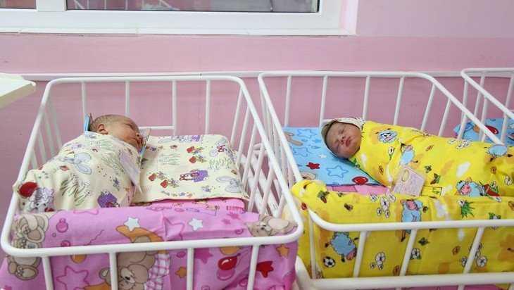 Брянскую область наградили за снижение младенческой смертности