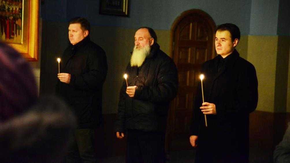 В Брянске простились со старейшим прихожанином Кафедрального собора