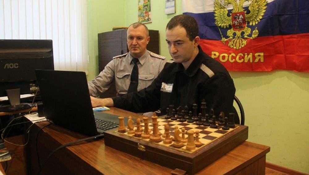 Получивший шахматы от Карпова брянский осужденный занял пятое место