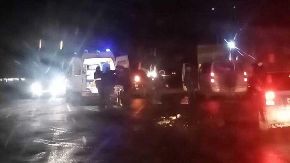 Скончалась сбитая автомобилем под Брянском женщина