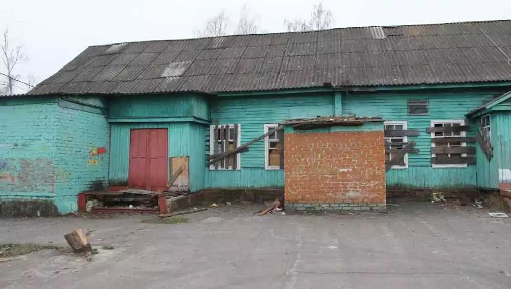 В Суземке на месте 70-летней школы построят храм