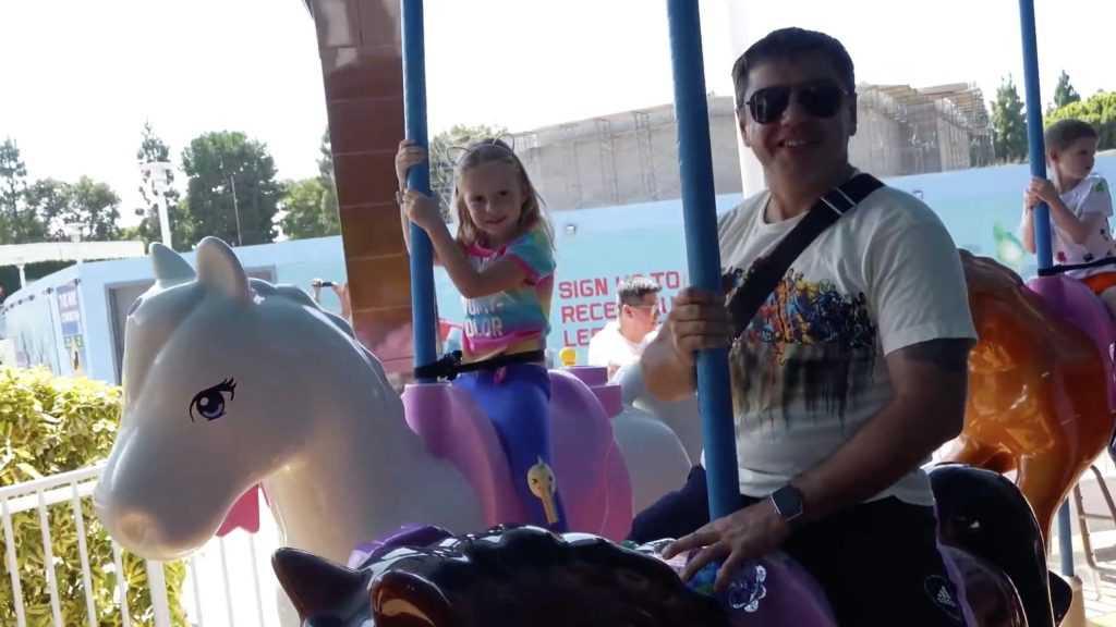 Пятилетняя девочка из Краснодара смогла стать долларовой миллионершей