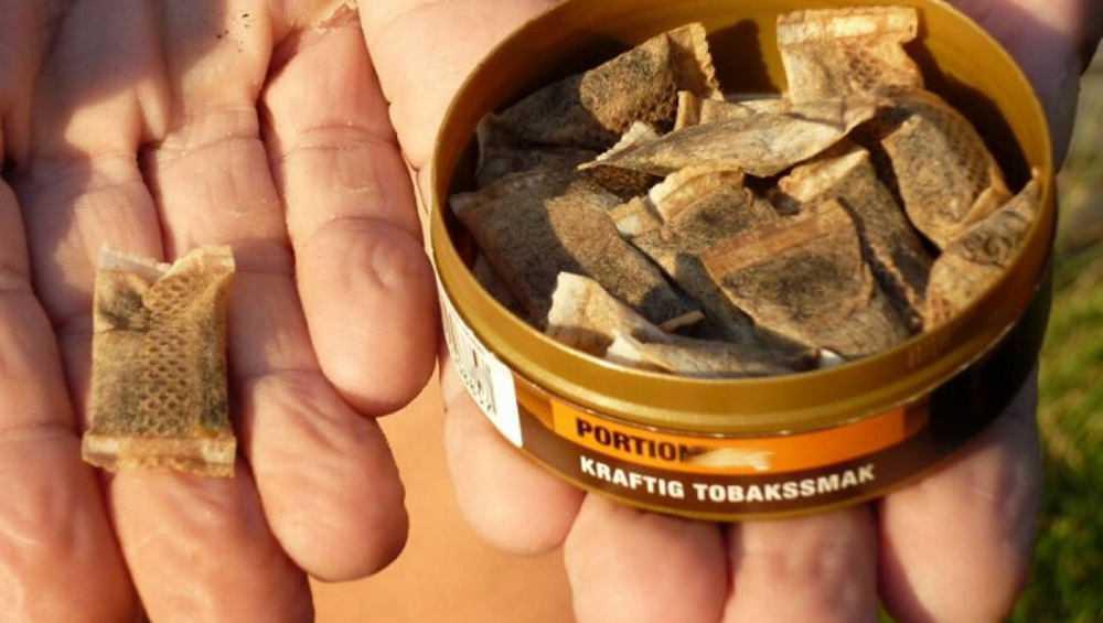 В Брянске бизнесмена оштрафовали на 30000 рублей за продажу снюсов
