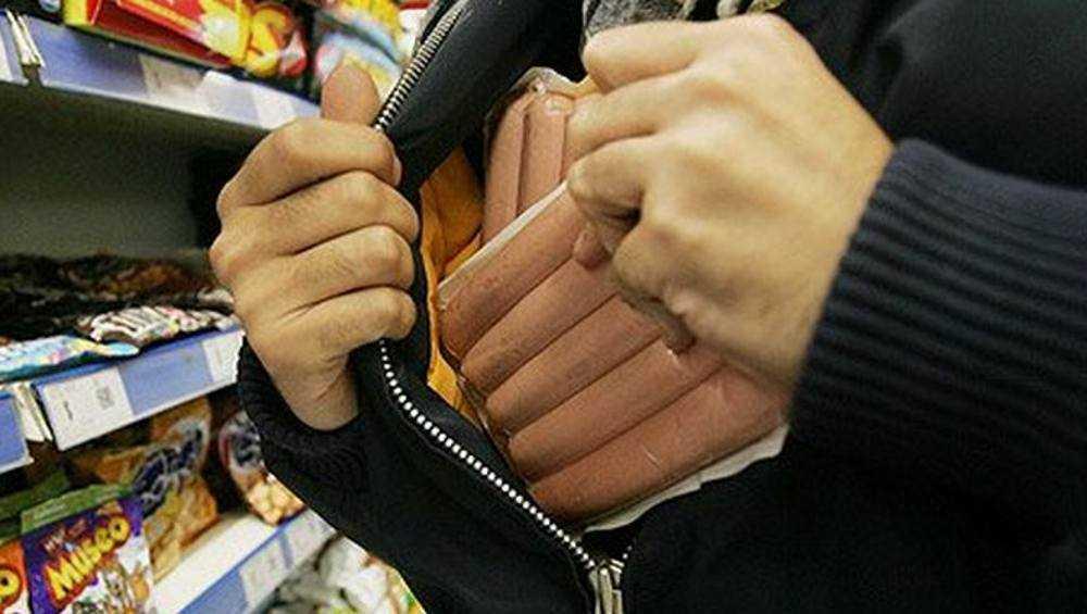 Уголовник из Брянска стал «рекордсменом» по мелким кражам из магазинов