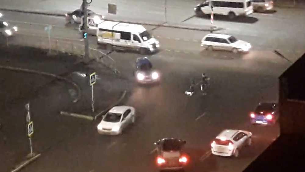 В Брянске на Авиационной установили опасный светофор