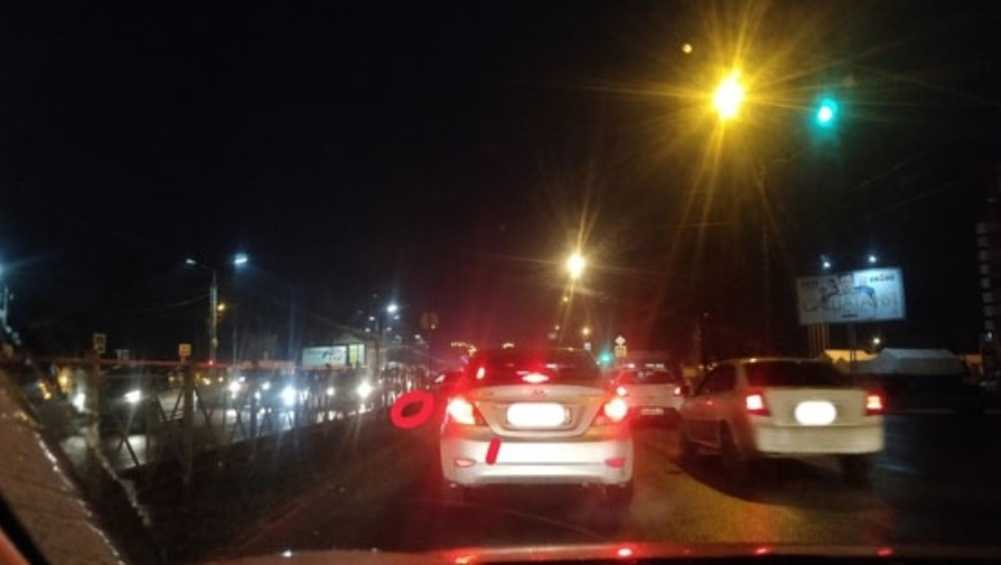 Жители Брянска попросили вернуть светофор на улицу Дзержинского