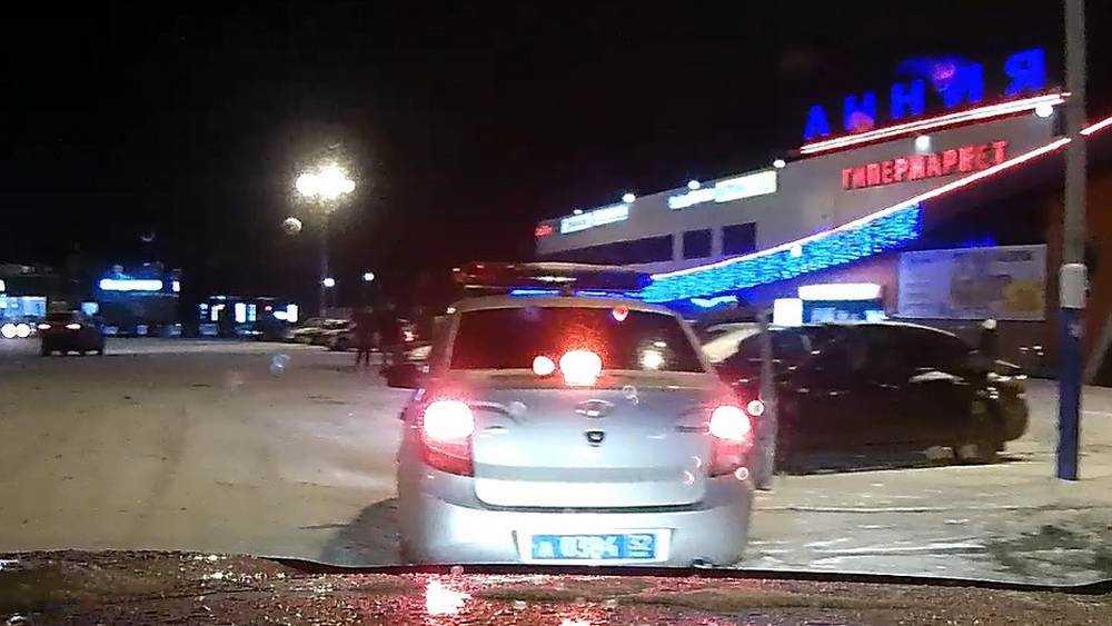 В Брянске 7 гонщиков наказали за дрифт у «Аэропарка» и «Линии»