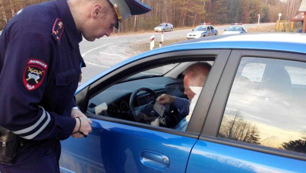 Шесть брянских водителей лишатся свободы за повторную езду в пьяном виде