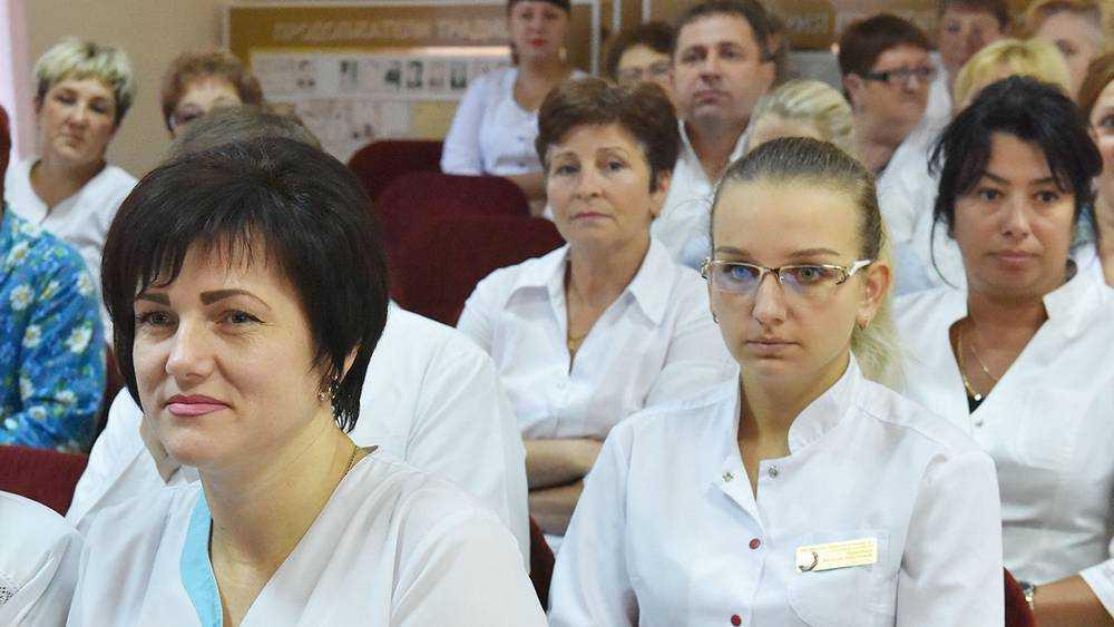 Стали известны действительные зарплаты молодых брянских врачей