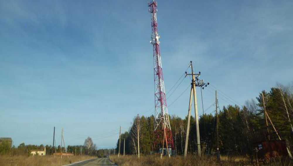 Мобильная связь придет в самые отдаленные брянские деревни