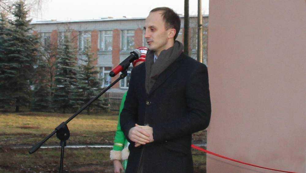 Благодаря проекту «Единой России» в Почепском районе обновился Бакланский Дом культуры