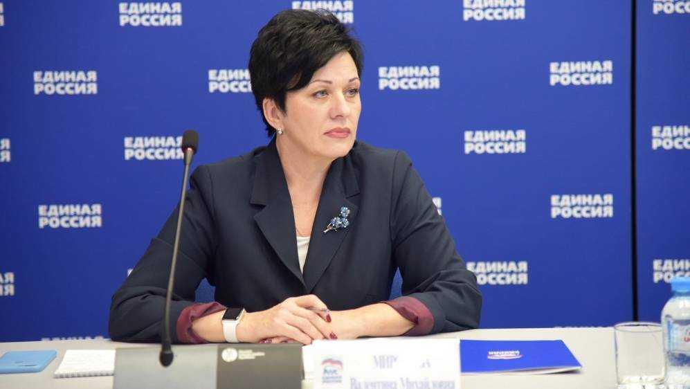 Валентина Миронова: За последние пять лет более 1,5 тысяч квартир приобретено для детей-сирот в Брянской области