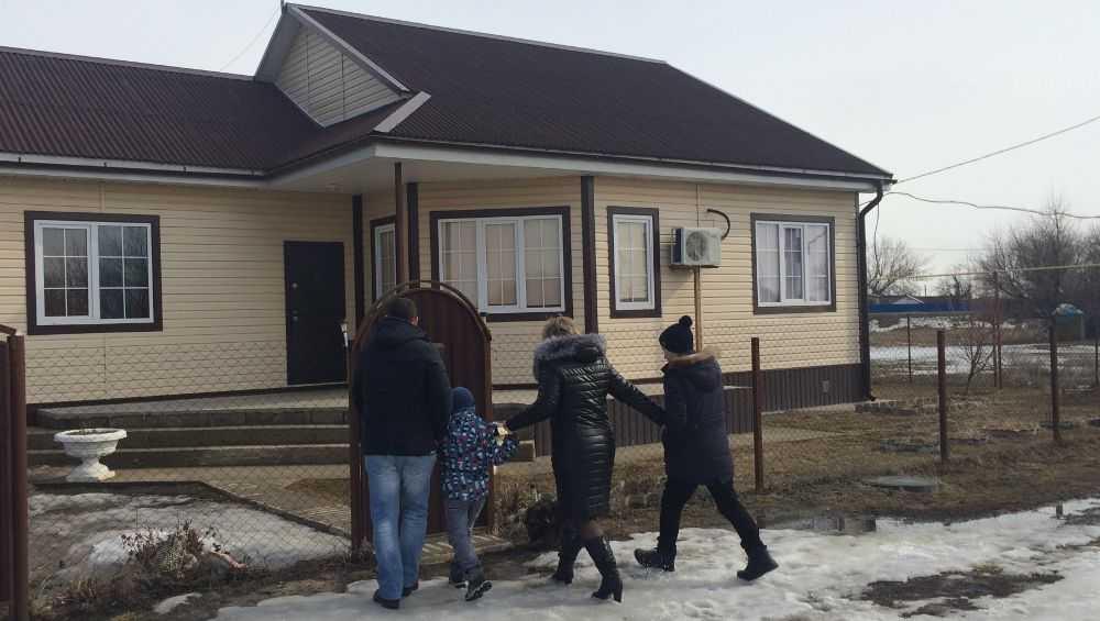 На жилье для брянских селян выделили 22 млн рублей