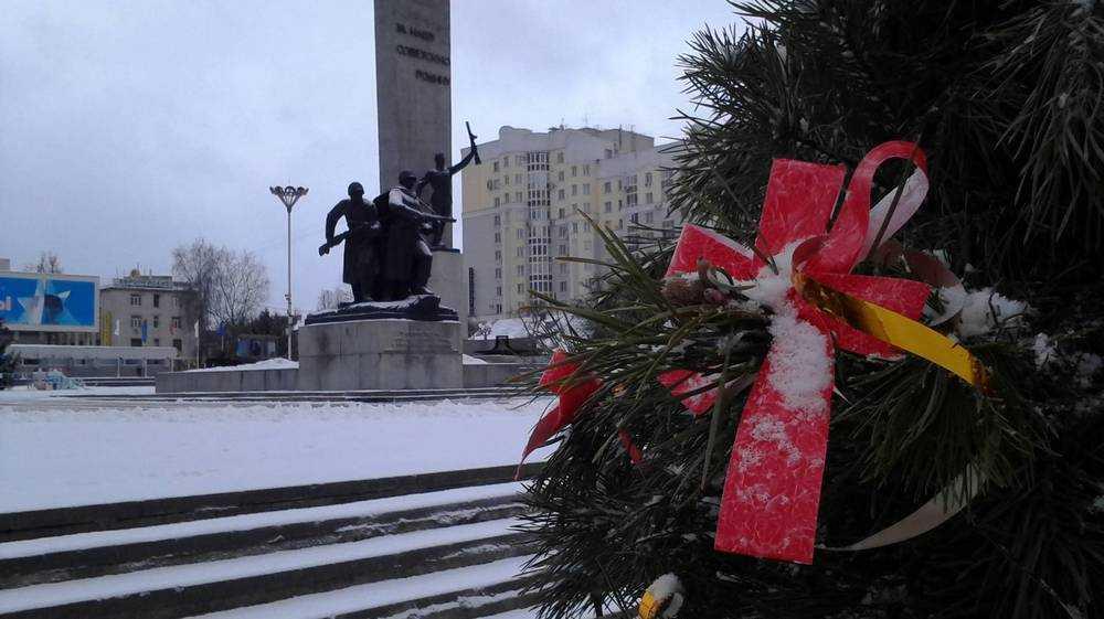 В Брянской области ночью похолодает до 13 градусов мороза