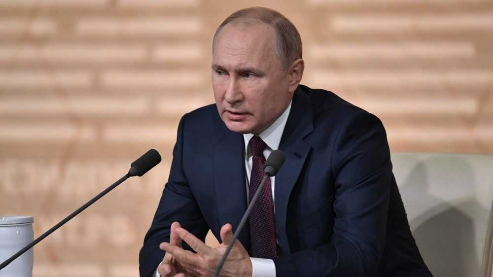 Путин заявил о негативном воздействии коронавируса