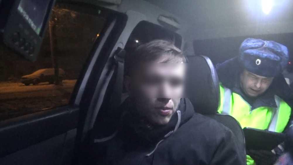 В Брянске пьяный юноша угнал Audi из автосервиса