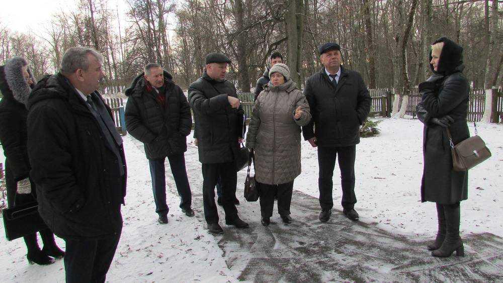 В Локте обсудили план восстановления усадьбы Михаила Романова