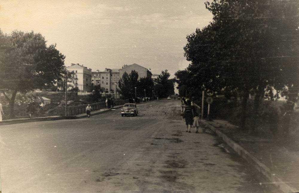 Брянск, июль 1960 года