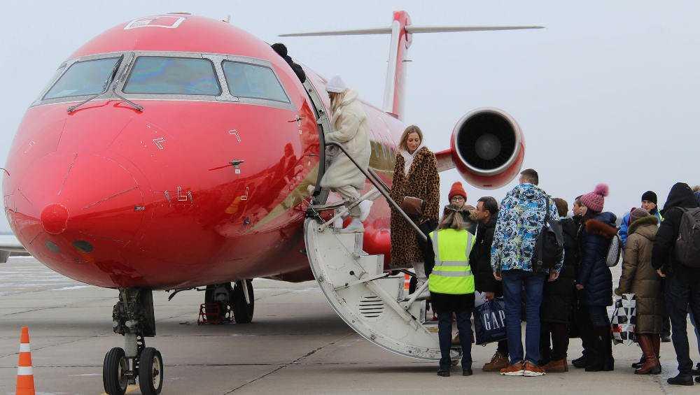 Брянский аэропорт намерен перевезти в 2020 году 100 тысяч пассажиров