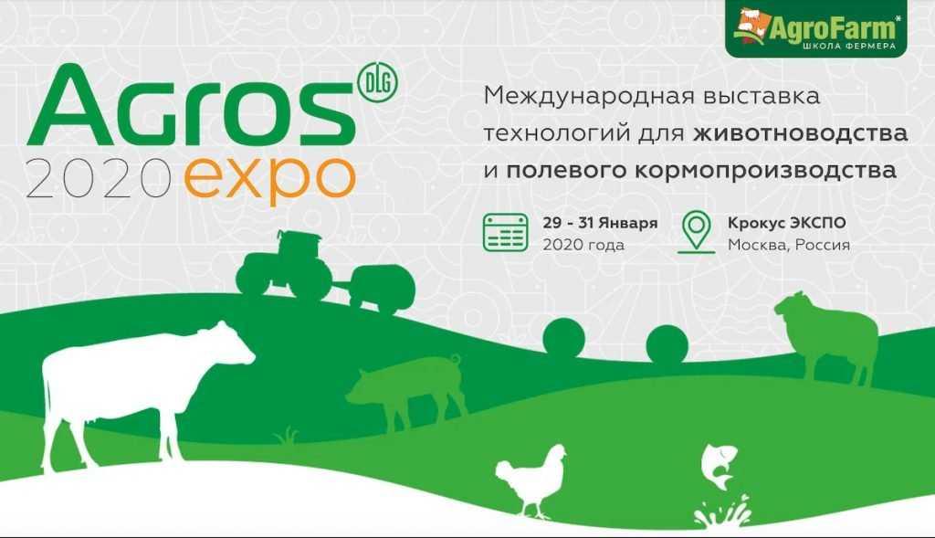Брянский малый бизнес будет представлен на Международной выставке Агрос2020