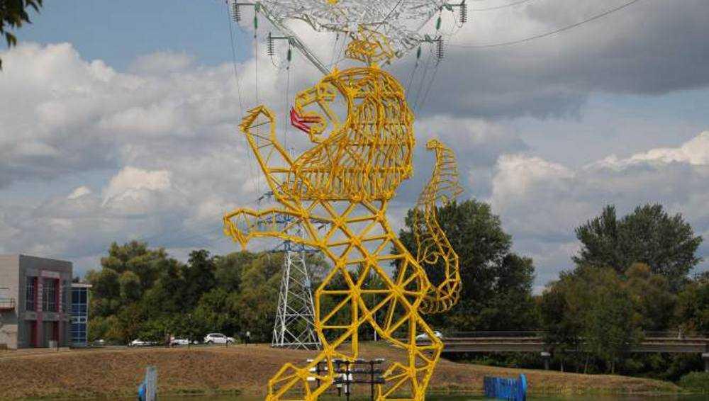 В Брянской области могут появиться арт-опоры линий электропередач