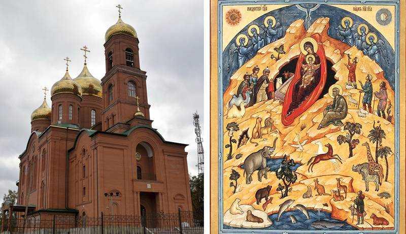 Брянский губернатор Александр Богомаз празднует Рождество в Клинцах