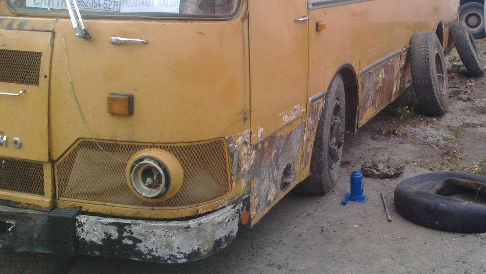 В Карачеве автобусное предприятие признали банкротом