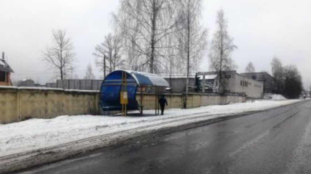В Брянске 58-летняя женщина разбилась в рейсовом автобусе