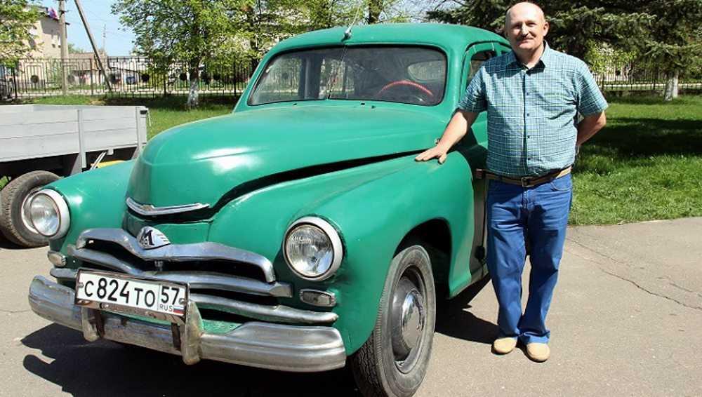 В Суземке закрылся уникальный музей ретроавтомобилей