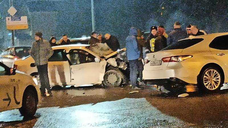 Скончалась раненная в ДТП у брянского «Аэропарка» 39-летняя женщина