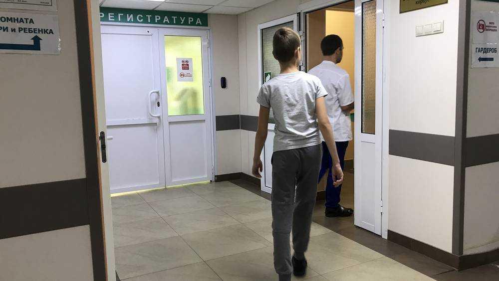 В брянской поликлинике произошел скандал из-за ребенка-инвалида