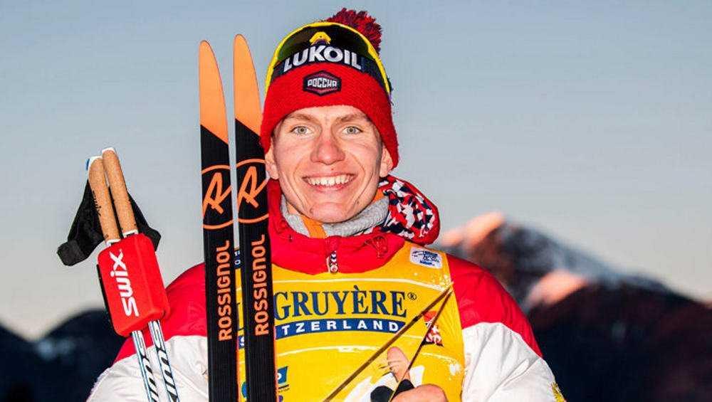 Брянский лыжник Большунов сразится за победу в марафоне без зрителей
