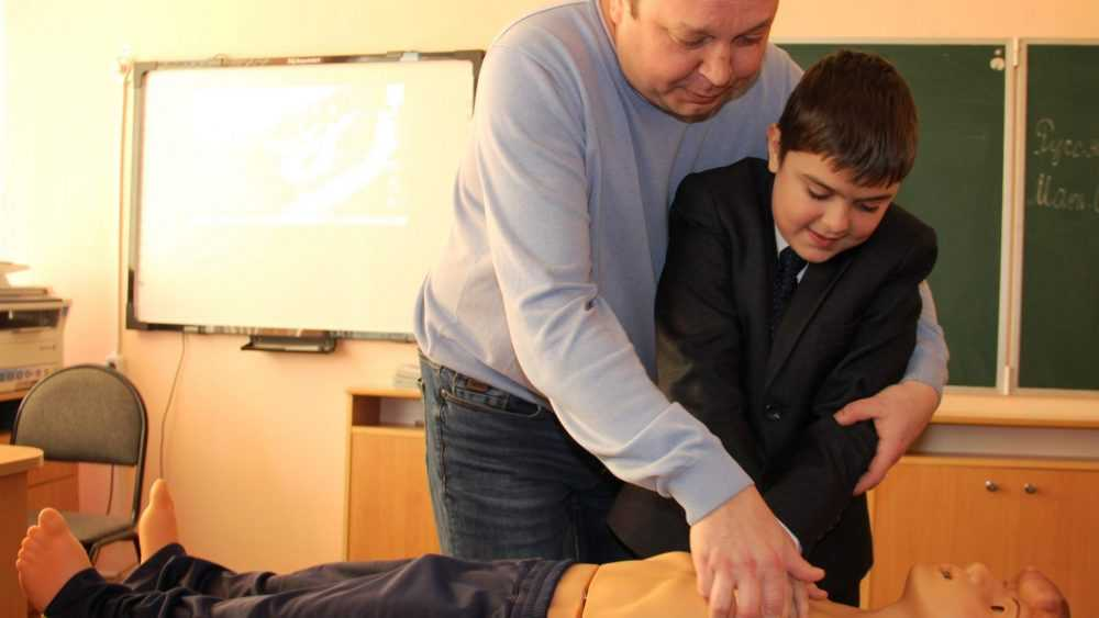 Сотрудники «Брянскэнерго» напомнили ученикам брянской гимназии о правилах электробезопасности