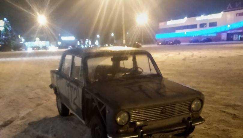 В Брянске поймали дрифтеров на парковке возле «Линии»