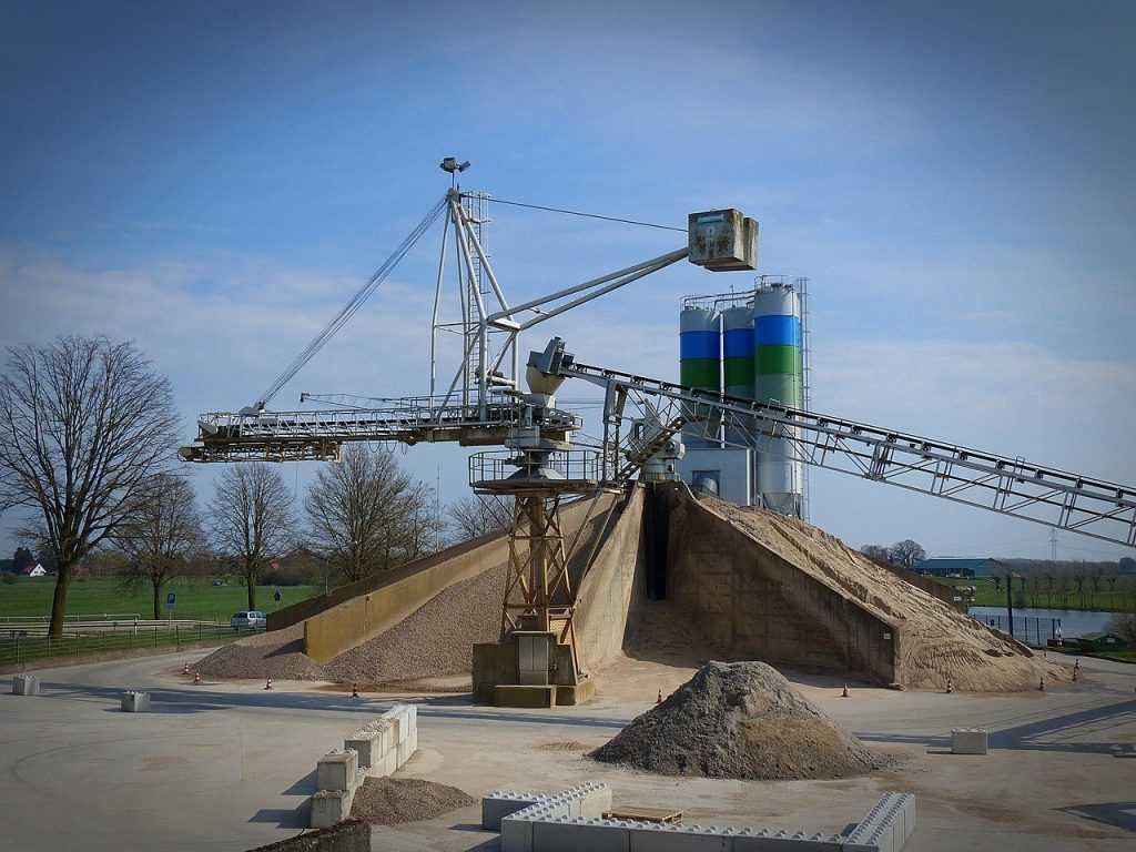 Назначение и выбор бетонных заводов
