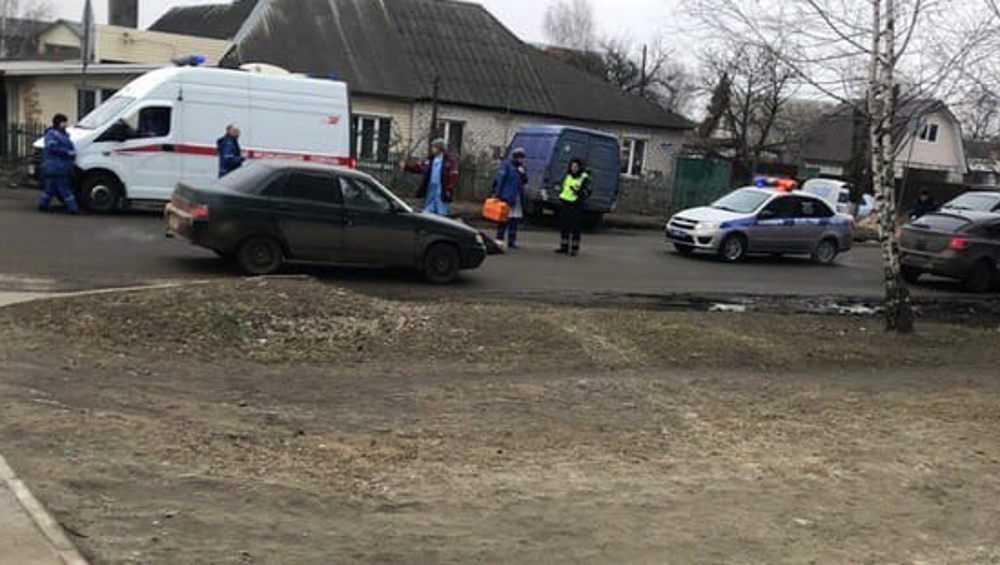 В Брянске насмерть сбили пешехода на улице Почтовой