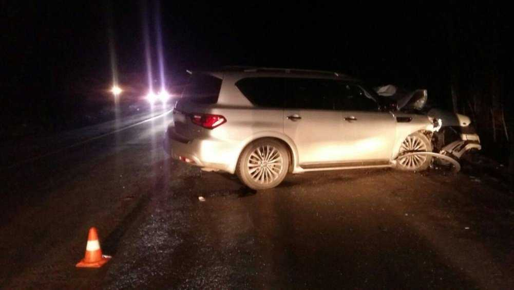 Под Брянском в ДТП на объездной дороге пострадала автомобилистка